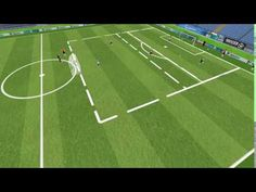3D - Carlos Carvalhal - '1v1+GK with Defensive Recovery'