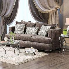Furniture Of America Maisie Sofa SM6401-SF