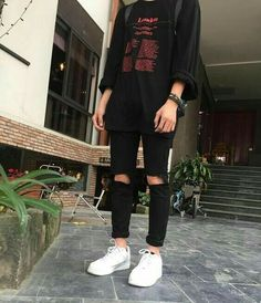 Image in boys come collect ur fashion here collection by summer Grunge Outfits boys collect collection Fashion Image summer Goth Outfit, Tomboy Outfits, Teen Fashion Outfits, Mode Outfits, Retro Outfits, Cute Casual Outfits, Simple Outfits, Grunge School Outfits, Cute Grunge Outfits