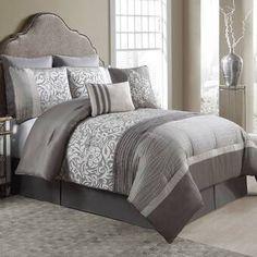 King Bedding Sets For Sale Product Bedding Master Bedroom, King Bedding Sets, Luxury Bedding Sets, Comforter Sets, Bedroom Decor, Bedroom Comforters, Modern Bedding, Bedspreads, Master Bedrooms