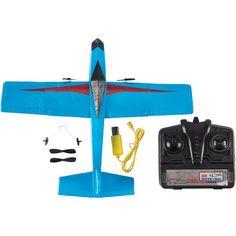 Cobra Rc Toys 2.4ghz E-glider A420