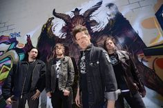 Metallica bassist Jason Newsted 's new band, from their EP Metal