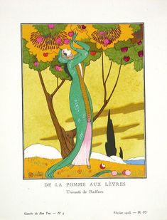 Ahhhh Art Nouveau - My favorite period