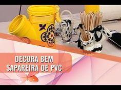 Dica de Artenasato - Sapateira com cano de PVC (01/05/2014) - YouTube