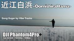近江白浜-雪- 2017.02.16 by DJI Phantom4Pro+[OomishiraHama-Snow-]