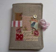 Needle Case - Sewing - Linen