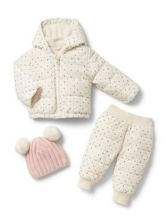 Baby Girl Pink Gap Fleece Hoody 0-3mths Ideal Gift For All Occasions Other Newborn-5t Girls Clothes