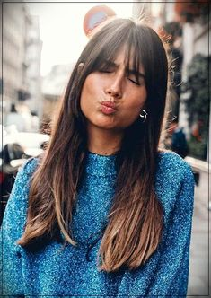 Haircuts with bangs 2019 20 Quick And Easy Hairstyles For Long Hair 2020 2020 pony 60 Haircuts With Bangs 2019 Haircutswithbangs Long Haircuts With Bangs, Long Fringe Hairstyles, Long Hair With Bangs, Long Hair Cuts, Hairstyles With Bangs, Straight Hairstyles, Straight Bangs, Easy Hairstyles, Thin Hair Bangs