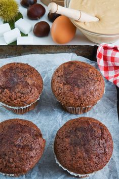 3 gyors karácsonyi muffin recept Advent, Cupcake, Paleo, Bread, Breakfast, Food, Morning Coffee, Meal, Essen
