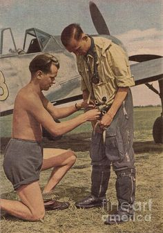 Jagd Flieger, 1943