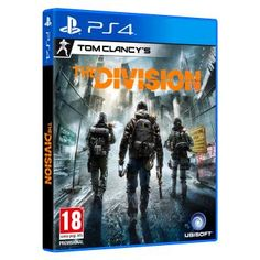 Tom Clancy's The Division PS4 Sortie : 8 mars 2016