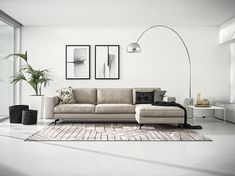 A comfortable, sumptuous sofa piece at prices from €3,415 before discount, a Square Sofa promises to elevate the grandeur of your home immensely. Minimalist Sofa, Buy Sofa, Sofa Furniture, Summer Sale, Living Rooms, Interior Decorating, Couch, Contemporary, Dining