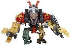 Transformers Revenge of the Fallen Transformers Movie RD-16 Devast... from JAPAN