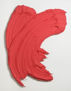 "Donald Martiny, ""Bri."" Polymer and Pigment on Aluminum, 45 x 32 in"