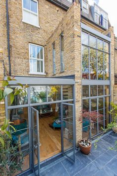 Oxfordshire & SW London Residential Architects, Specialising in High End House Extensions & Renovations. Creating Wonderful Living Spaces One Home at a Time Glass Extension, House Extension Design, House Design, Building An Extension, Extension Ideas, Architecture Design, Beautiful Architecture, Crittal Doors, Crittall Windows