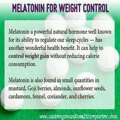 Get your Melatonin on