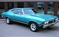 1968 Chevy Chevelle