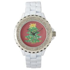 Old Fashioned Tree Wrist Watch - diy cyo customize create your own personalize