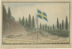The Settlement on Norfolk Island, May 16th 1790 / George Raper