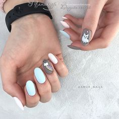 Makeup Room Art Beauty Super Ideas in 2020 Cute Acrylic Nails, Fun Nails, Nail Courses, Tie Dye Nails, Nails For Kids, Dream Nails, Super Nails, Perfect Nails, Nail Manicure