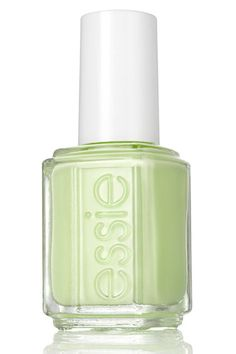 Margarita Anyone? Essie's Navigate Her is sure to find the way to a delicious, Go Cocktails! Margarita- Nail Polish Trends Spring 2012