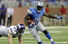 Reggie Bush Lions | Reggie Bush has been instrumental in the diversification of the Lions ...