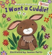 Little Rabbit needs a cuddle - QUICK! - so she sets off through the forest to find the perfect hug.But some cuddles are too prickly and some are too tickly, so just who will give her ...