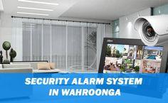 Home Security Alarm System in Wahroonga #securityalarm #alarmdoctor