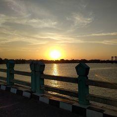 #sunset #ontheroad in #cochi #kerala #india #atardecer #atardeceres