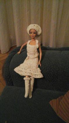 ubrała Barbie