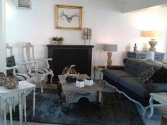 Encuentra las mejores ideas e inspiración para el hogar. Sala estilo Shabby Chic por Noelia Ünik Designs | homify