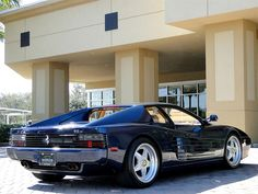 1994 Testarossa | Featured Cars - Ferrari - 512 TR - 1994 Ferrari Testarossa 512 TR (ref ...