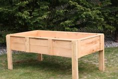 Similar to our Raised Beds, Elevated Beds have many advantages - the most popular being no more sore knees or sore backs from bending or kneeling in your garden. Your garden is now at waist...