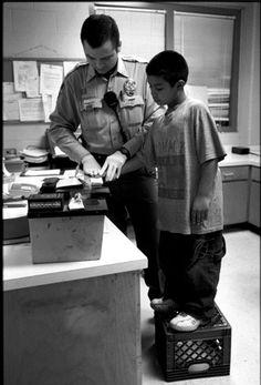 School to Prison Pipeline - http://www.laprogressive.com/school-prison-pipeline/