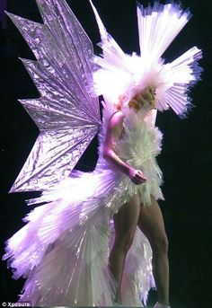 Lady Gaga Costumes and Fashion - lady-gagas-fashion Photo