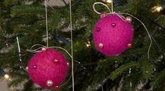 Tova julehjerter og kuler | Sparkjøp Strikkeblogg