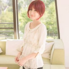 Buy 'Tokyo Fashion – Beaded-Collar Lace-Panel Blouse' with Free International Shipping at YesStyle.com. Browse and shop for thousands of Asian fashion items from Taiwan and more!