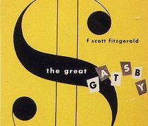 Lustig, Great Gatsby cover