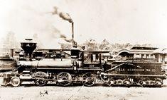 Ocala Northern #108, 1910.