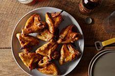 Honey Mustard Chicken Wings Recipe on Food52 recipe on Food52. YUM!