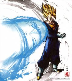 Akira Toriyama, Toei Animation, Dragon Ball, Vegito