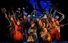 March of The Witch Hunters from @wicked_musical.
