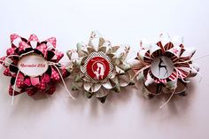 Make your own beautiful christmas bows