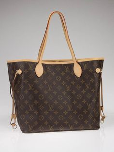 Louis Vuitton Neverfull MM Bag:  this bag is the perfect size, looks casually elegant, and goes with everything.