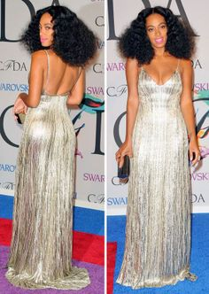 The best look from last night's CFDA awards goes to Solange Knowles. She kept it sleek and shimmery with her dress while cranking up the volume on her hair. You can achieve this look by installing the ONYC Curly 3B hair texture and using the Ultimate Detangler to brush out the curls. #solangeknowles #CFDAAwards #onyc #onychair #curlyaddiction3b #deepcurlyhair