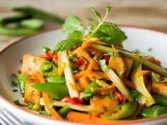 Chili-Tofu mit buntem Pfannengemüse_Article