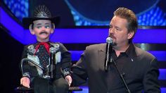Terry Fator B-Roll - 2013 Review Garth Brooks I GOT FRIENDS IN LOW PLACES