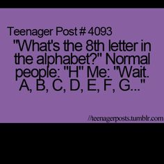 Good thing im not the only one. Like who really remembers the whole alphabets number. Apparently just me jajajja