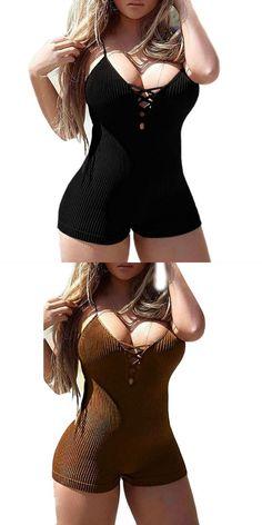1b6dc7129b8 Women bodysuits combinaison pantalon femme elegante sexy bodycon sleeveless  skinny jumpsuit playsuits overalls for women