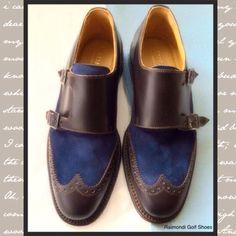 Raimondi Walking Shoes.. linea passeggio.. Doppia fibbia abrasivato e crosta  #raimondigolfshoes #golfshoes #italiangolfshoes #madeinitaly #handmadeinitaly #italianstyle #walkingshoes #man #woman #italy